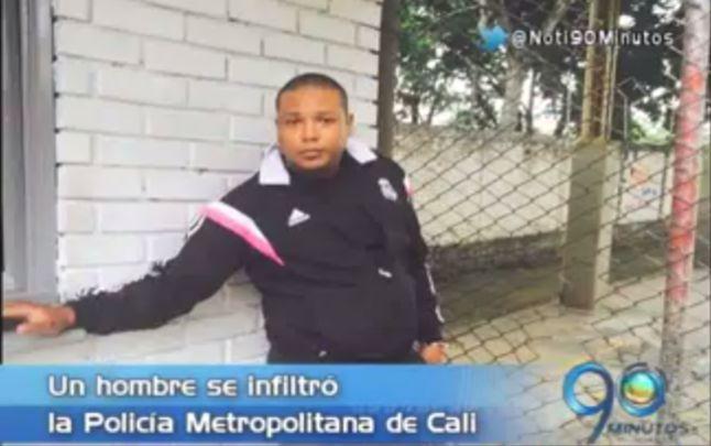 Falso teniente engañó por dos años a la Policía