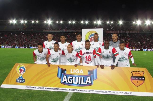 Cortuluá desbancó al Deportivo Cali del liderato de la Liga Águila