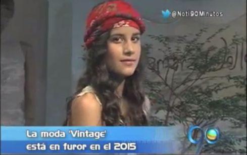 Tendencia Vintage para un look reto en #El Vestier