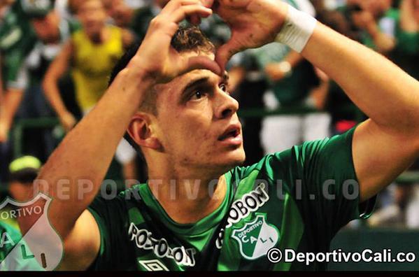 Borré volvió a ser 'Santo' y el Deportivo Cali sigue goleando en la Liga
