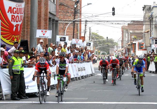 El español Òscar Sevilla conquistó su segunda Vuelta al Valle