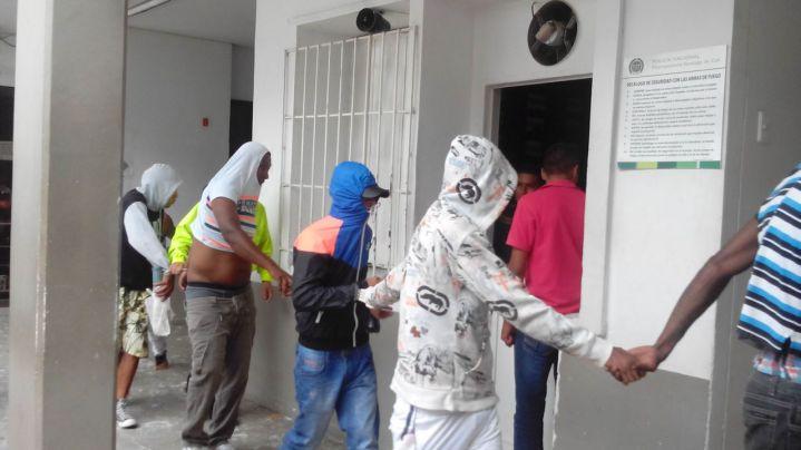 Capturan 24 personas durante operativos contra Bacrim