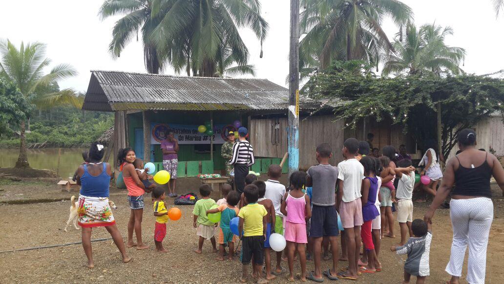 Más de 800 indígenas y afros retornaron a sus territorios