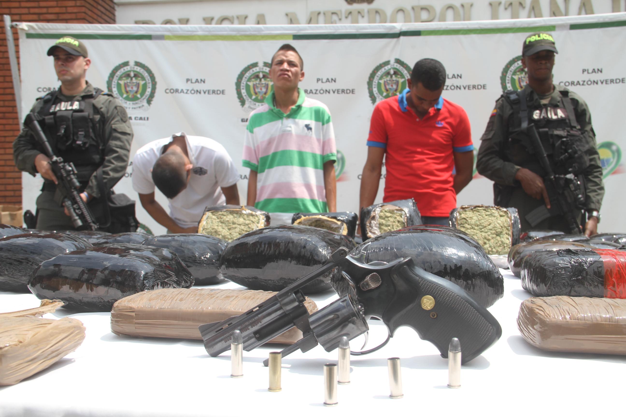 Gaula de la Policía captura banda delicuencial 'Los Chepe'