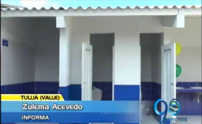 Más de 200 niños se benefician con mejoras en escuelas rurales de Tuluá