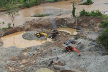 Capturan miembros de banda dedicada a la minería ilegal