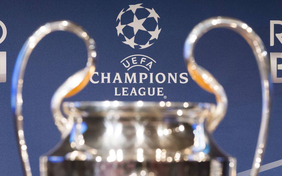 Listos los emparejamientos de cuartos de la Champions League