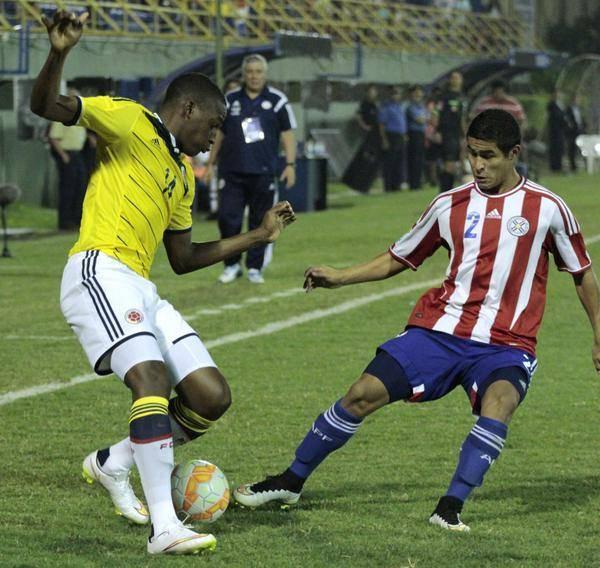 Colombia Sub 17 perdió 4-0 ante Paraguay en el hexagonal final