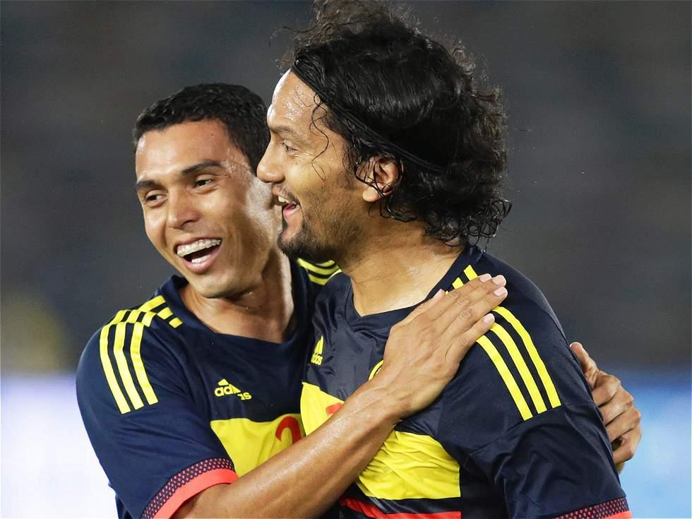La Selección Colombia derrotó 3 a 1 a Kuwait en su segundo partido amistoso
