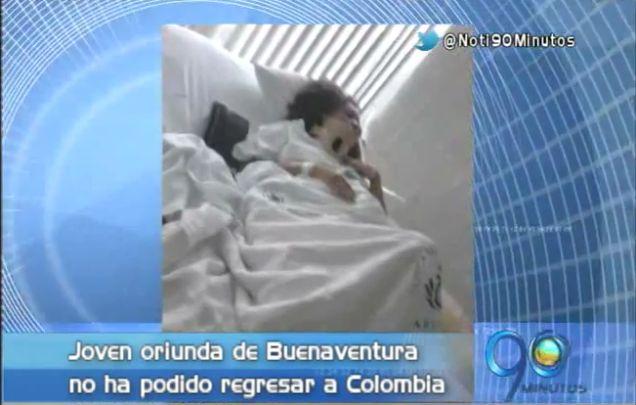 Drama de joven hospitalizada en Perú que no ha podido regresar a Cali