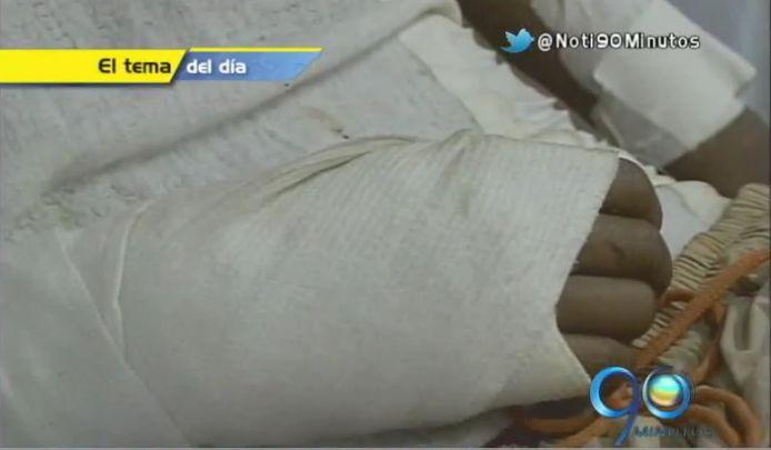 Las dramáticas cifras de víctimas por minas en el suroccidente colombiano