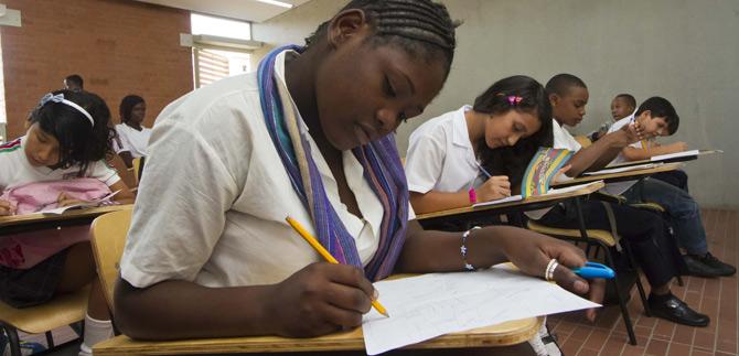 Más de 4.000 estudiantes desertaron de las aulas de clase