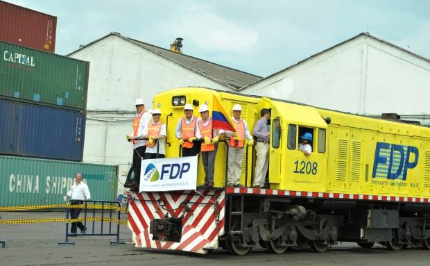 En mayo el Ferrocarril del Pacífico ampliará su trayecto