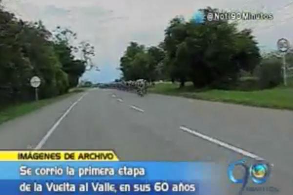 Un antioqueño se quedó con la primera etapa de la Vuelta al Valle 2015
