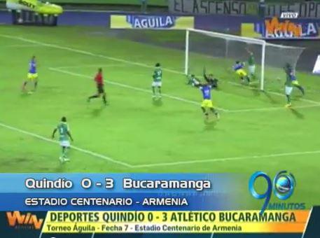 El resumen de la séptima jornada del Torneo Águila en Colombia