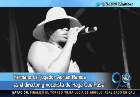 J Ramos y su agrupación 'Haga Que Pase' presentan su nuevo sencillo