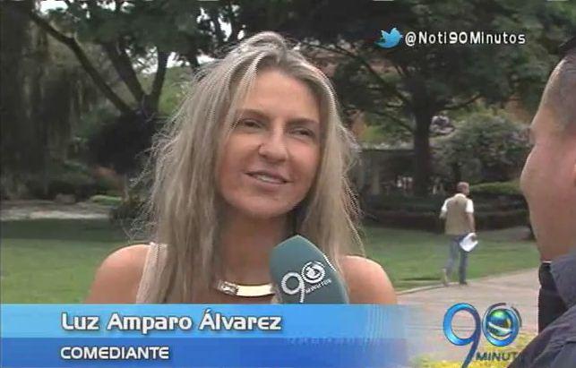 Entrevista con Luz Amparo Álvarez, la mujer de las mil caras