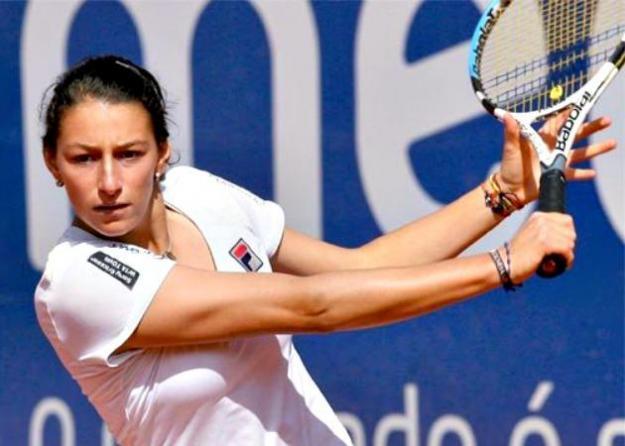 Mariana Duque clasificó a cuartos de final del Abierto de Irapuatao