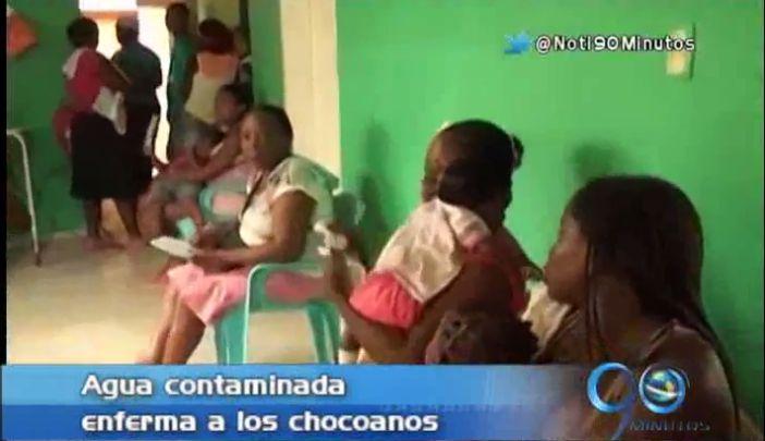 19 niños indígenas han muerto en Chocó por falta de agua potable