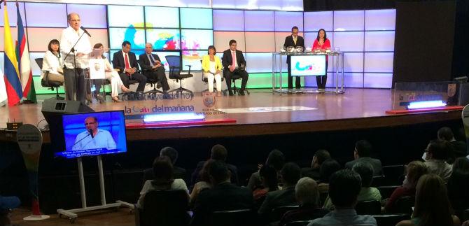 Alcalde Guerrero presentó la Rendición de Cuentas 2014