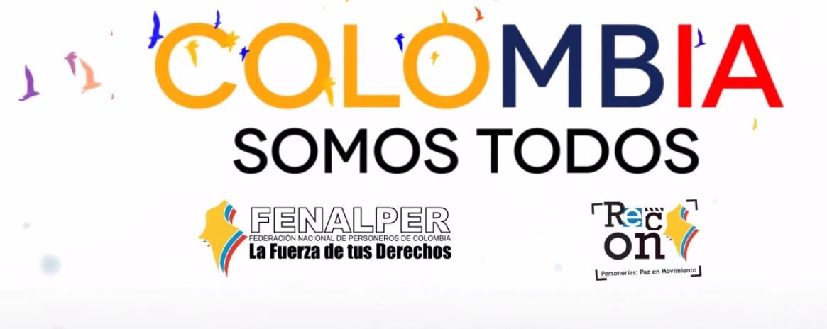 Fueron elegidos los cuatro finalistas de la iniciativa RecOn Colombia