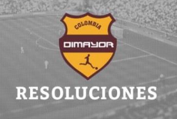 Deportivo Cali y América suspendidos una fecha por la Dimayor