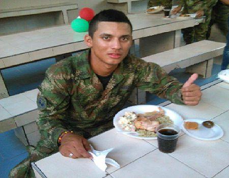 Familiares y amigos despidieron a soldado que fue víctima de un rayo