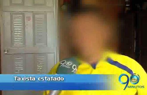 A 7 taxistas de Cali los contactaron por clasificados y los estafaron