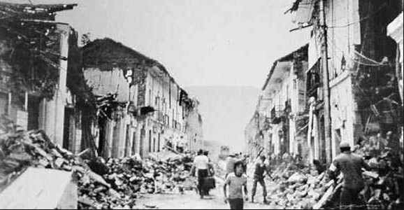 32 años del terremoto en Popayán