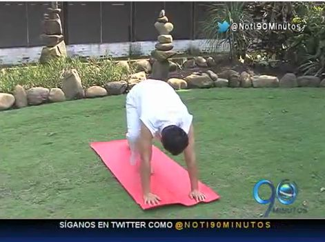 Practicar el Yoga le trae beneficios mentales y físicos