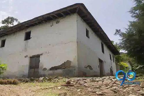 Casona donde murió Jorge Isaacs en Ibagué está en riesgo de derrumbarse