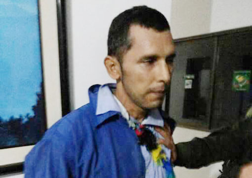 La Fiscalía capturó a la mujer de alias El Desalmado por complicidad