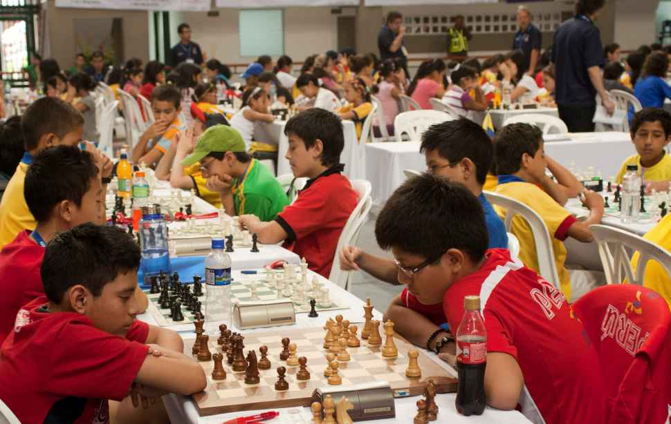 Diez países confirmaron su presencia en el Panamericano de Ajedrez