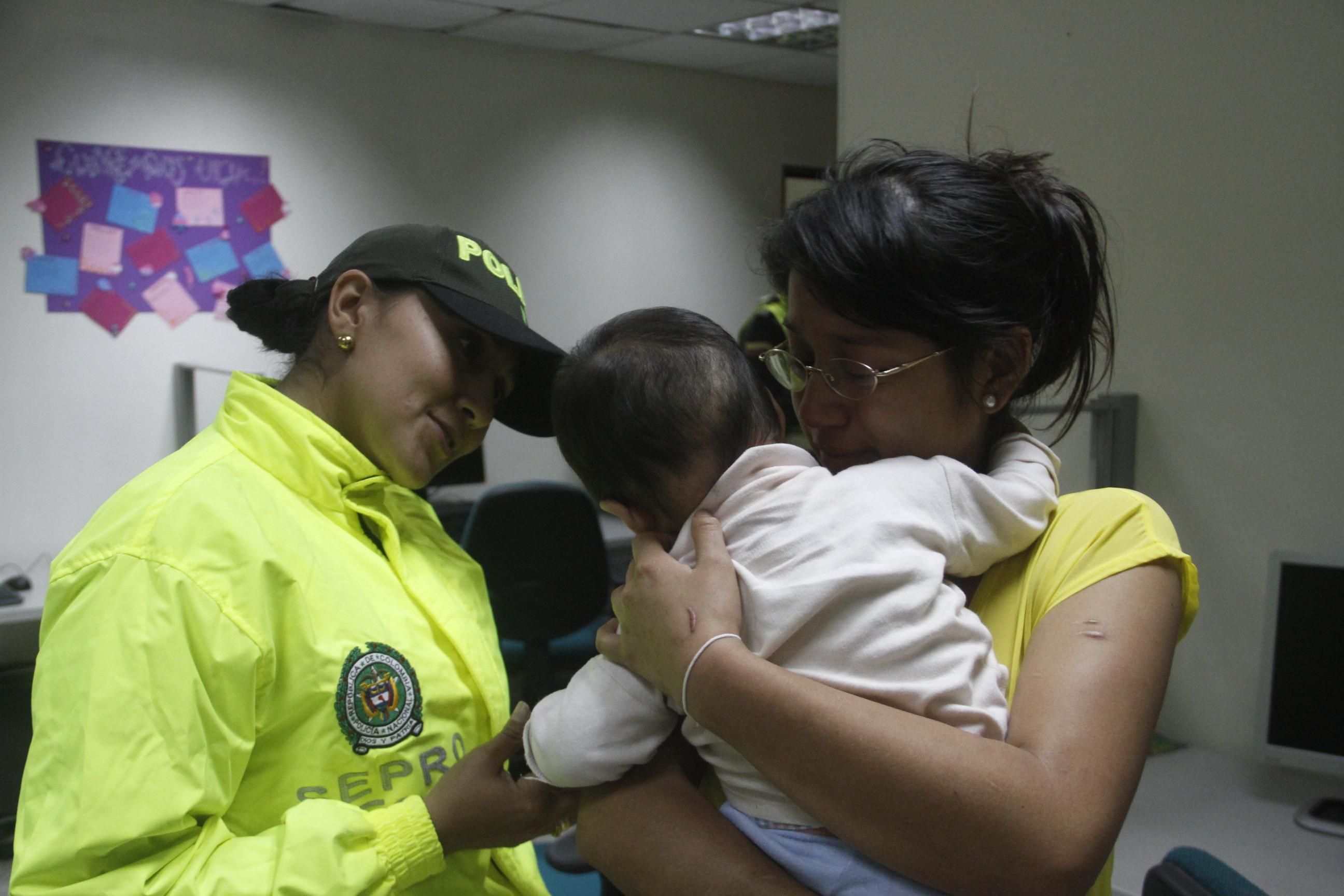 Detenido el hombre que secuestró a su hija de 11 meses