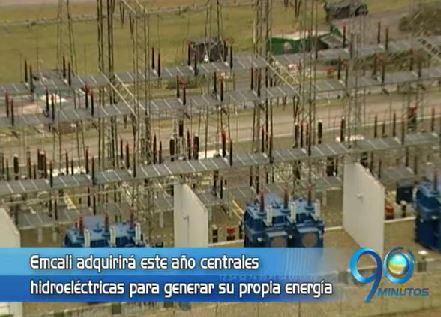 A finales de 2015, Emcali podría generar su propia energía
