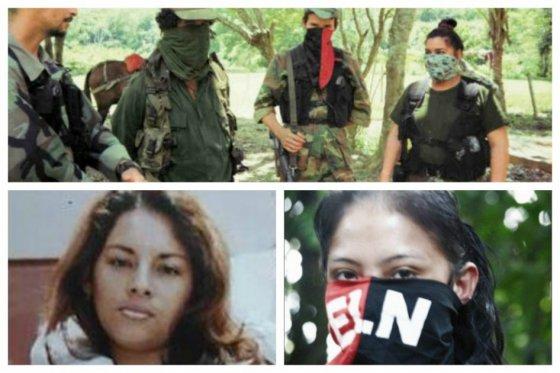 Autoridades de Nariño capturan a alias 'Sonia', cabecilla del ELN