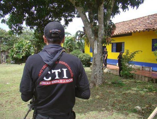 Arrestan al Jefe de Capturas del CTI por extorsión