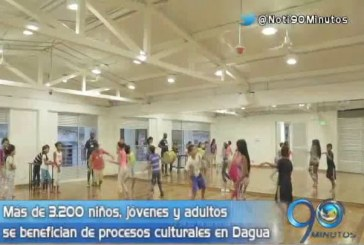 Dagua cuenta con nueva Casa de la Cultura