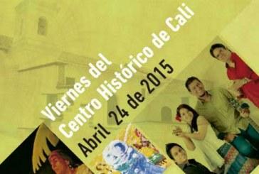 Brasil llega de visita al Centro Histórico de Cali