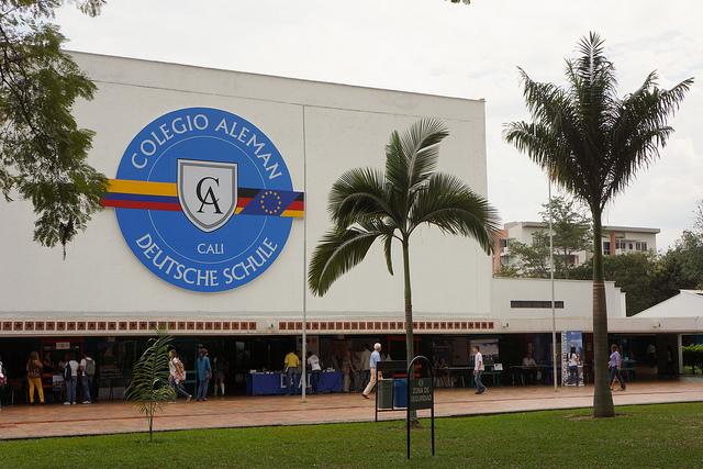 El Colegio Alemán de Cali celebra 80 años de fundación