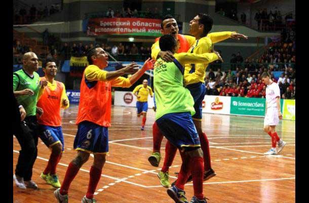 Colombia avanzó a semifinales del Mundial de Futsal de Bielorrusia