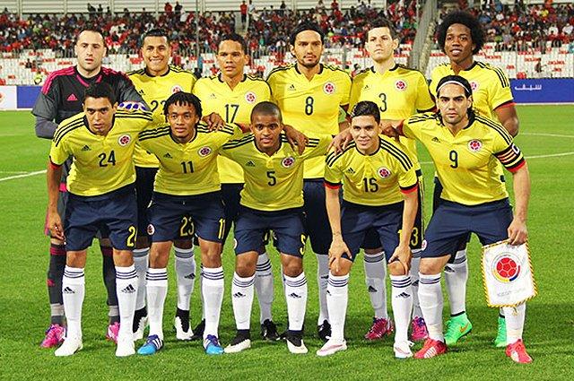 Colombia perdió un puesto en el Ranking de la Fifa en Abril, ahora es cuarto