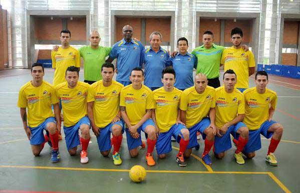 Colombia venció a Bélgica y es finalista en el Mundial de futsal