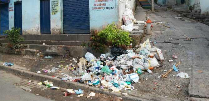El Cortijo rescatará un espacio público que era usado como basurero