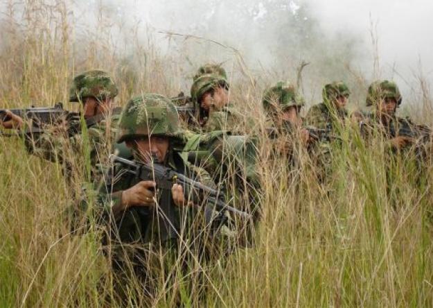Error del Ejército dejó soldado muerto en combate contra Farc