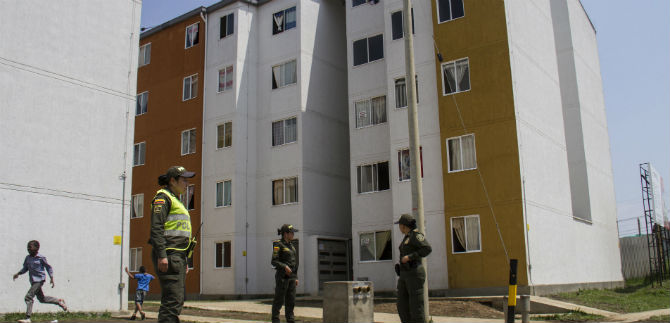 Disponibles 250 apartamentos para reubicar familias del Jarillón
