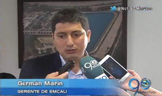 Los retos de Germán Marín Zafra como gerente (e) de Emcali