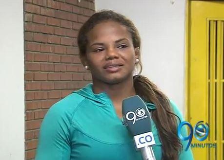 Jackeline Rentería continúa su recuperación en la Semana Mayor