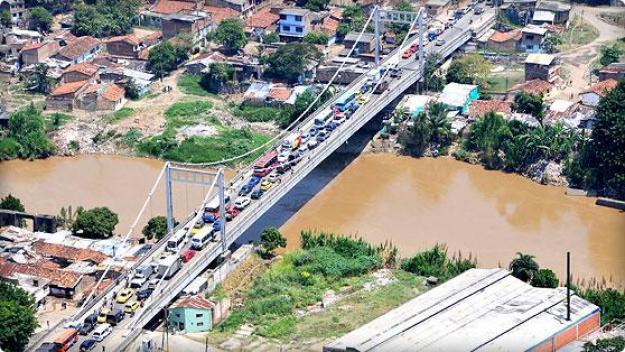 Puente Juanchito será cerrado totalmente esta noche