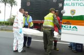 Tres personas murieron en accidente de tránsito en Cauca